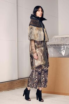 Gary Graham - Fall 2015 Ready-to-Wear - Look 14 of 24
