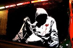 Graffiti and Urban Art on the Streets of London