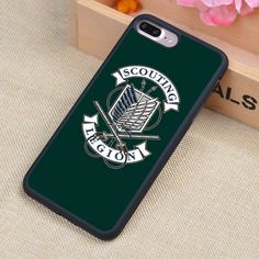 Attack On Titan Phone Case Android - Free Shipping Worldwide