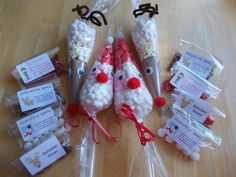Christmas eve box fillers reindeer hot by SweetGiftsandTreats