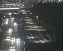 Webcambild Mönchhof-Dreieck