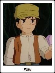 Pazu / El castillo en el cielo / Tenkû no shiro Rapyuta / Laputa / Castle in the Sky / Hayao Miyazaki / 1986 / Ghibli / Anime