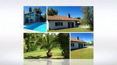 A VENDRE Villa avec piscine sur le Golf de Bassussarry 490000 €