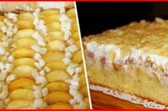 """Prăjitură """"Jerbo"""" - este mai degrabă un tort, fiindcă este fantastic de frumoasă. Tăiați-o bucăți - și prăjiturelele sunt gata. - Bucatarul Food To Make, Cooking Recipes, Vegetables, Desserts, Mai, Kitchen, Recipe, Tailgate Desserts, Deserts"""