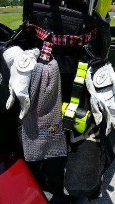 Snap-Hookz Golf Accessory Hangers from www.snaphookzgolf.com
