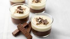 No-Bake Cheesecake Chocolate Mousse