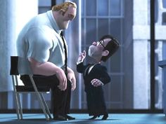 Great blog post that uses pictures from The Incredibles to teach different types of conflict in stories.