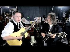 Billy Strings and Don Julin - 'Dust In a Baggie' ::: Second Story Garage