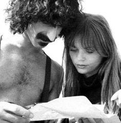 Frank & Gail Zappa