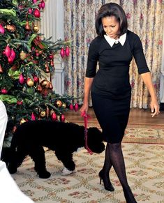 Michelle Obama Michael Kors Style Fashion - I need this look for work Michelle Obama Quotes, Michelle And Barack Obama, Joe Biden, Durham, Style And Grace, My Style, Barack Obama Family, Bo Obama, Michelle Obama Fashion