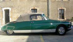 1961 Citroen DS 19 Chapron