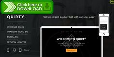 [ThemeForest]Free nulled download Quirty - SIngle Product Muse eCommerce Template from http://zippyfile.download/f.php?id=27202 Tags: adobe muse, Muse eCommerce, Muse ecwid, muse gumroad, muse paypal, muse product showcase, muse sales page, muse template, muse website, one page muse