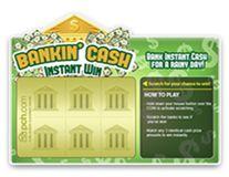 Scratch Off Game Bankin' Cash