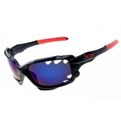 f91b5a110ea Oakley Racing Jacket Polished Black Frame Ice Blue Lens deal online