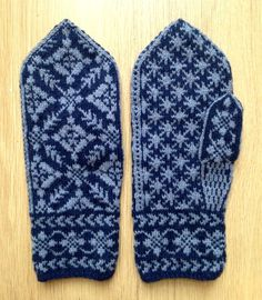 Knitting Charts, Baby Knitting Patterns, Knitting Socks, Knitting Stitches, Hand Knitting, Crochet Mittens, Mittens Pattern, Crochet Gloves, Knit Crochet