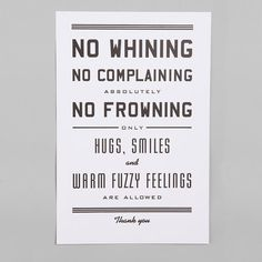 Sugarboo Designs /No Whining