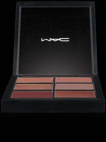 MAC PRO LIP PALETTE /6 MODERN BROWN >>> Click image to review more details.