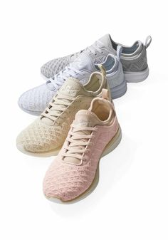 "Oprah's Favorite Things 2016 || ""After wearing these running shoes to hike through the Grand Canyon, I can confidently say they go the extra mile. They have four-way stretch uppers, motion-flex outsoles, cushiony midsoles, and a supportive 3-D grid pattern in neutrals and pretty pastels."" — Oprah"