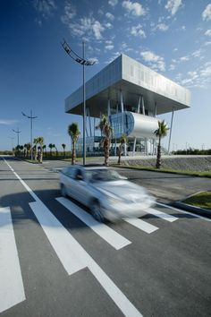 Lazika Municipality Building by Architects of Invention