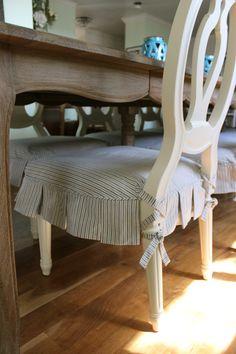 Ballerina Tie Dining Chair
