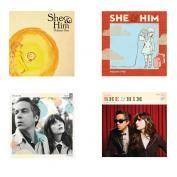She And Him Vinyl Bundle  Vinyl wishlist