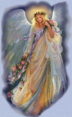 Angel- this is a beautiful angel picture