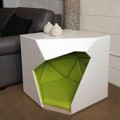 Geodog Dog House by Laser Lab Studio