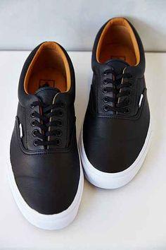 vans leather mens