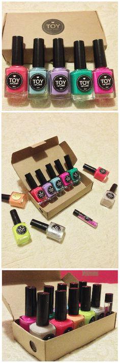 Nal Polish #ToyNails #ToyStyle #ToyMaaji @TOY nail polish  nail polish #Colors
