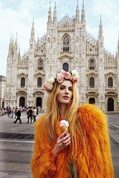 orange crush in Milano!