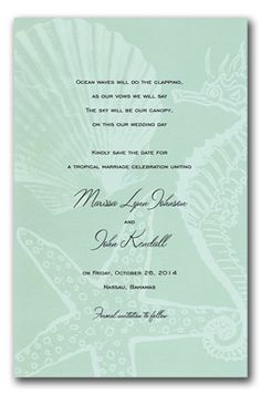 another invitation we liked
