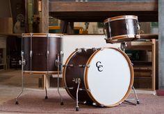 C&C Drums Europe - Custom Kit - New Vintage Drums www.candcdrumseurope.com