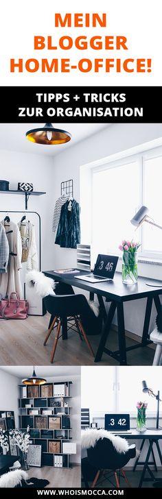 Desk Organization Updates - Homey Oh My Workspaces Pinterest - homeoffice einrichtung ideen interieur