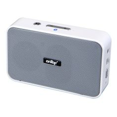 [US$ 39.69] ADP-107BT Compact Style Bluetooth 3.0 Speaker with Hand-Free/Re-Dial Last Phone Function