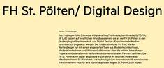 Das Projektportfolio (eXmedia, #digitalnatives/VolXmedia, baroXmedia, EUTOPIA, XR LAB) basiert auf inhaltlichen Grundbausteinen, die an der FH St. Pölten in den Studiengängen Medientechnik und Digital Design - Experimentelle Medien kontinuierlich umgesetzt werden. Lab, Public, Digital, Project Ideas, Projects, Building Block Games, To Study, Psychics, Labrador