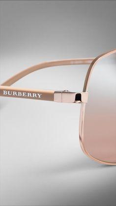 0b6206f622 Resultado de imagen de rose gold glasses frames burberry