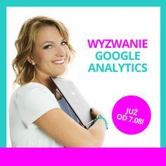 """Ruszamy z kolejnym wyzwaniem - tym razem o Google Analytics. To nieco będzie różniło się od wyzwania lipcowego SEO - będzie krótsze jednak zdecydowanie bardziej intensywne!   """"Weź się za Google Analytics"""" to pięć dni zadań wieczorne spotkania live webinar i konkretna wiedza którą szybko wykorzystasz w udoskonalaniu swoich działań na blogu czy stronie WWW.   Jeszcze się nie zapisałaś? Nadrób to szybko tutaj http://ift.tt/2uttARC  Ja już nie mogę się doczekać!"""