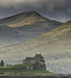 Duart Castle Scotland