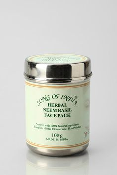 #UrbanOutfitters          #Women #Beauty            #tightens #smoothes #measurements #cucumber #natura #overview #content #herbal #healthy #milk #juice #fresh #mix #mask #face #water #skin #pack             Herbal Face Pack          Overview: * Herbal face mask for fresh, healthy skin * Mix with water, milk, rose water or cucumber juice for a fresh - and refreshing - mask * Revitalizes, tightens, softens and smoothes your skin * Totally all natural!  Measurements: * 3.5 oz  Content…