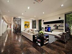 living areas image: blacks, browns - 166654