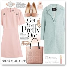 Color challenge by sundango on Polyvore