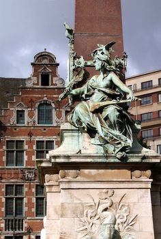 La Fontaine Anspach, Brussels Copyright: rimantas kisielius