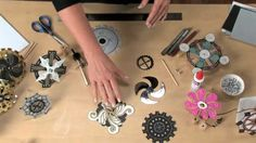 Kinetic Sculpture - Art-O-Motion - Lesson Plan We'll show you how to make a simple kinetic sculpture that is so fun to build and play with that your students won't realize they are learning basic design principles and physics. For a pdf version of this lesson plan along with a materials list, please go to: http://www.dickblick.com/lesson-plans....