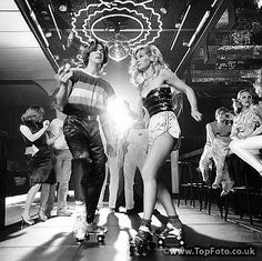Time to bring back the roller skate!