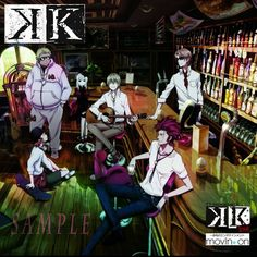 1000+ images about [K] Project on Pinterest | K project, K project ...