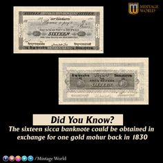 Banknote, Bank Of India, Old Coins, Bullets, Interesting Facts, Did You Know, Fun Facts, Corner, Photos