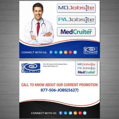 3 Product Healthcare Postcard by VGaneshayan1
