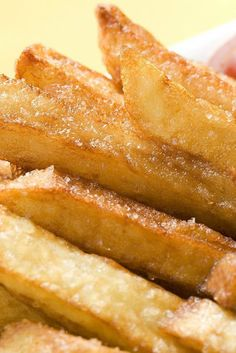 Crispy Turnip 'Fries' | I've heard that turnips can be made into some great 'fries.' I experimented with it and came up with this. You can add whatever spices you'd like