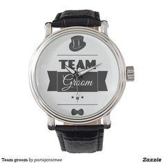 #teamgroom #wedding #groomsmen #groom #bowtie #watch Team groom watches
