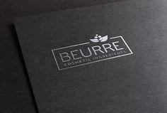 """다음 @Behance 프로젝트 확인: """"Logo for BEURRE"""" https://www.behance.net/gallery/46200097/Logo-for-BEURRE"""